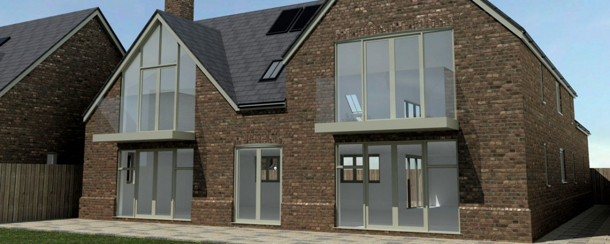 Plot 1, The Forge, Slimbridge, Eastington