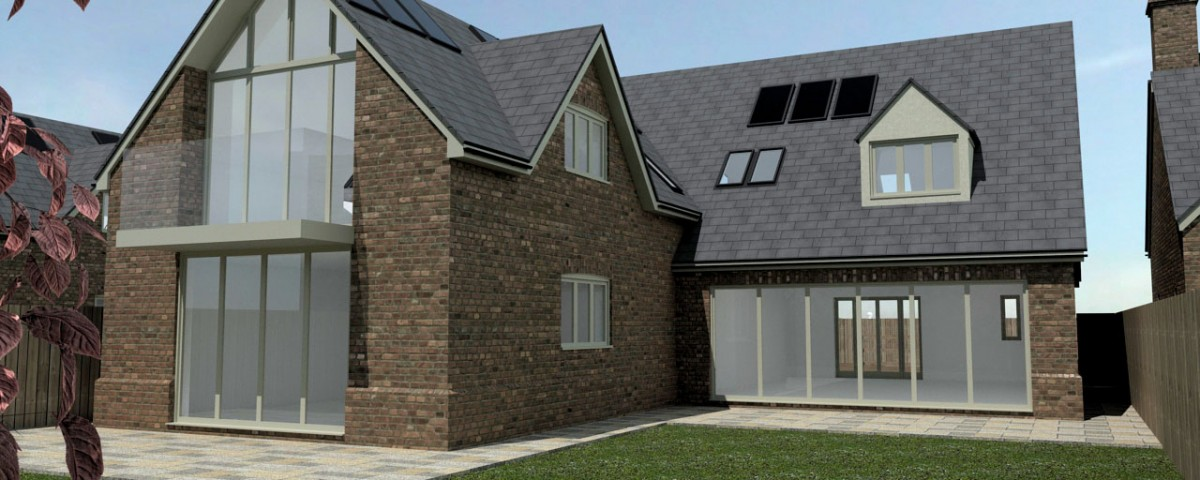 Plot 2, The Forge, Slimbridge, Eastington