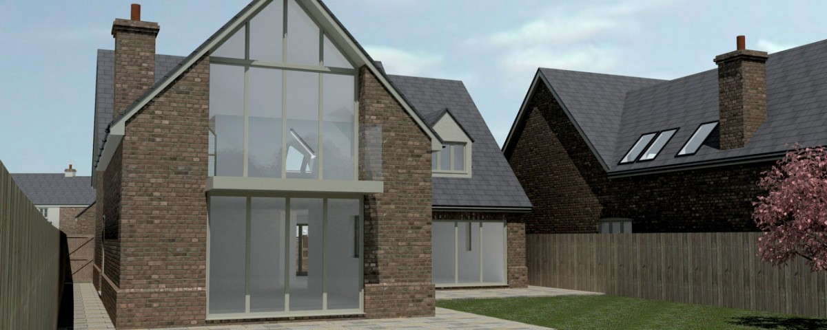 Plot 3, The Forge, Slimbridge, Eastington